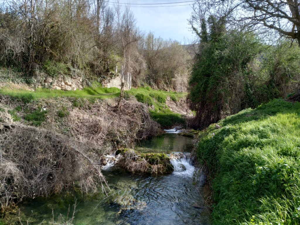 Río Hornillos