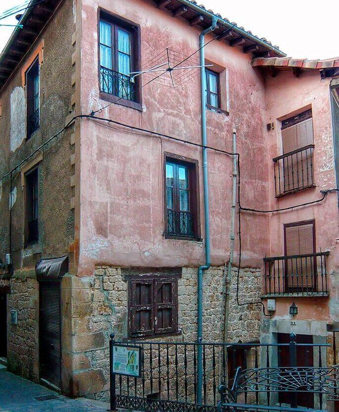 Casa de Félix Rodríguez