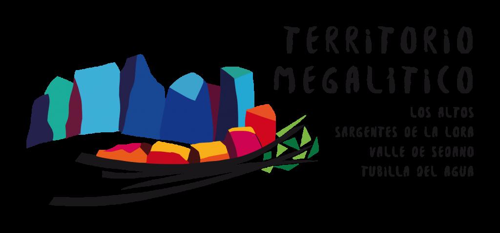 Logo de la Agrupación. Fuente www.territoriomegalitico.com